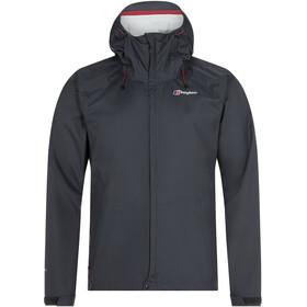 Berghaus Deluge Vented Shell Jacket Herren carbon